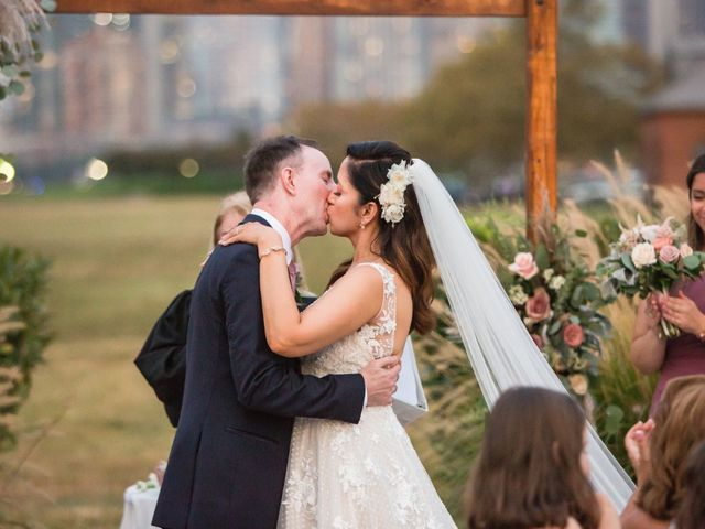 The wedding of Lina Maria and William