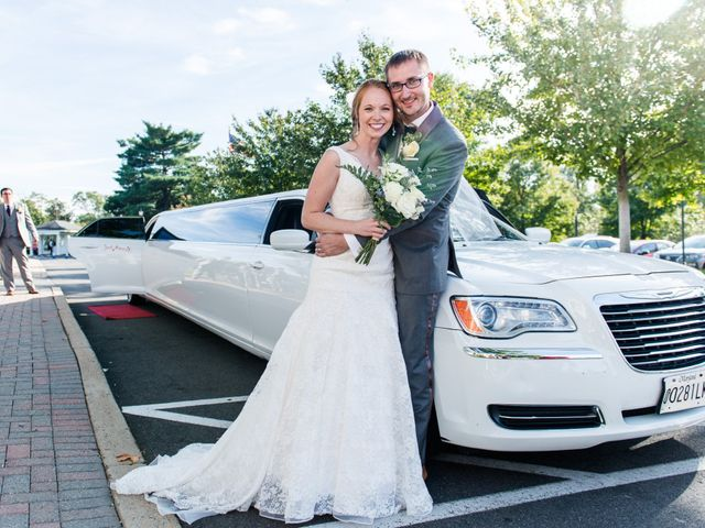 Jay and Christa's Wedding in Ijamsville, Maryland 18
