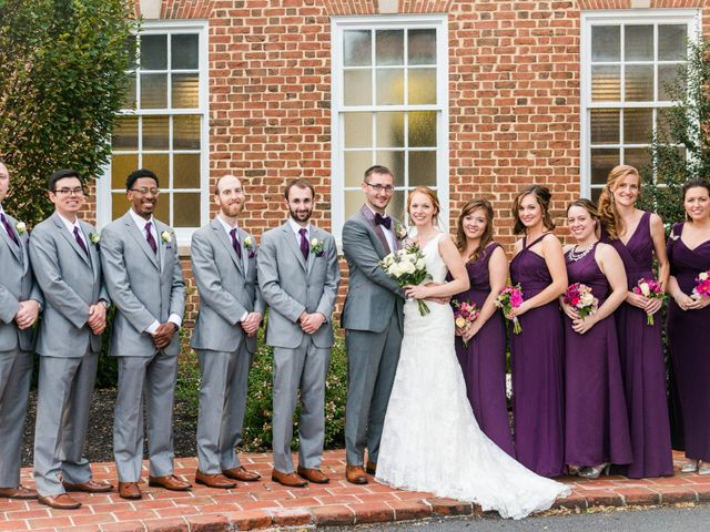 Jay and Christa's Wedding in Ijamsville, Maryland 19