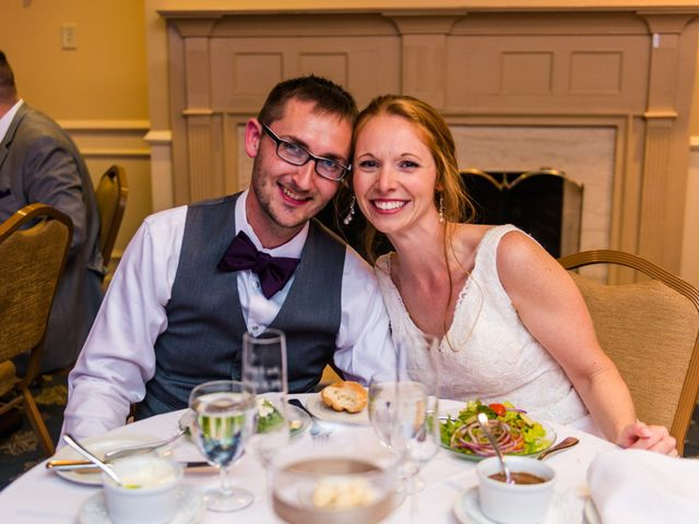 Jay and Christa's Wedding in Ijamsville, Maryland 36