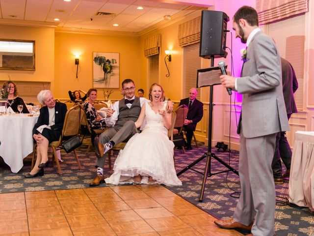 Jay and Christa's Wedding in Ijamsville, Maryland 39