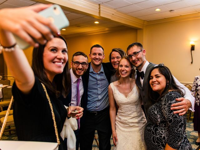 Jay and Christa's Wedding in Ijamsville, Maryland 46
