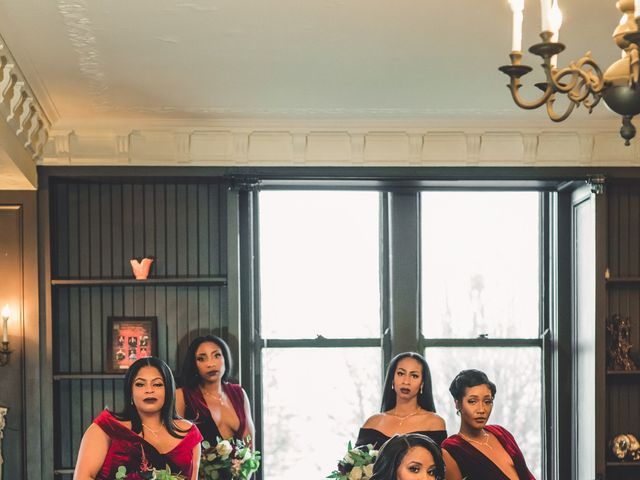 Dene and Chris's Wedding in Chicago, Illinois 29