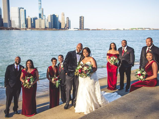Dene and Chris's Wedding in Chicago, Illinois 34