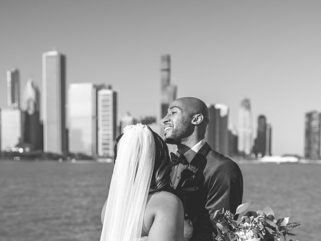 Dene and Chris's Wedding in Chicago, Illinois 35