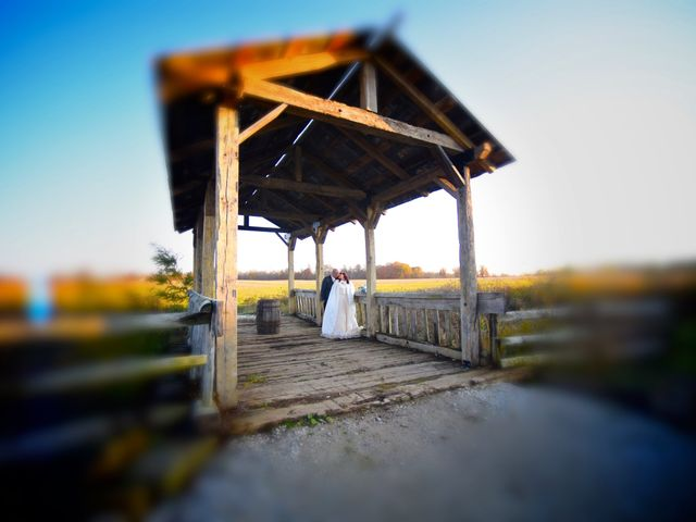 Dustin and Monica's Wedding in Medina, Ohio 12