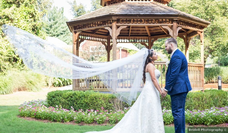 Andre and Andrea's Wedding in Englewood, New Jersey