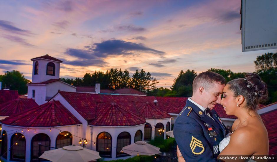 Benjamin and Melissa's Wedding in Andover, New Jersey