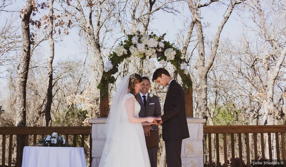 Joe and Taylor's Wedding in Blanchard, Oklahoma