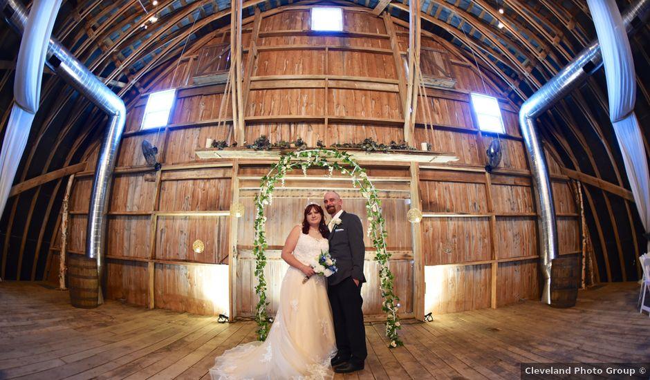 Dustin and Monica's Wedding in Medina, Ohio