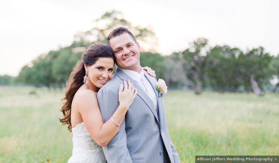 Ashley and Damon's Wedding in Boerne, Texas