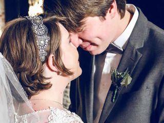 The wedding of Derek and Alissa 1
