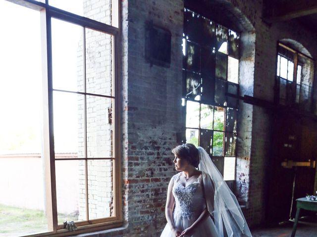 Alissa and Derek's Wedding in Tupelo, Mississippi 1