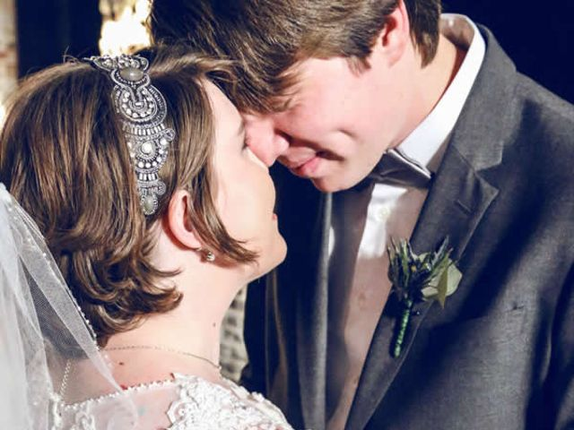 The wedding of Derek and Alissa