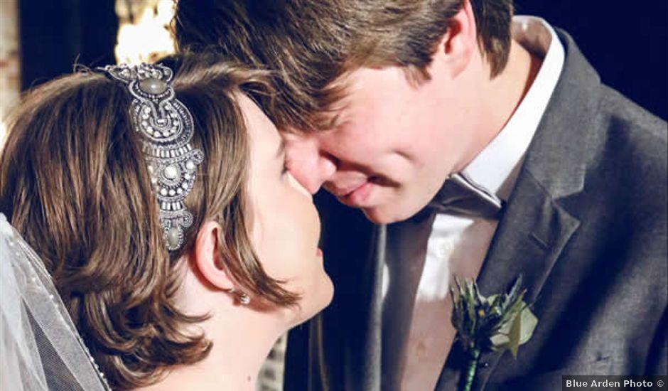 Alissa and Derek's Wedding in Tupelo, Mississippi