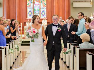 The wedding of Jillian and Brandon 1