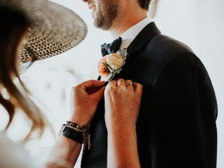 The wedding of Savayia and Michael 2