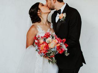 The wedding of Savayia and Michael