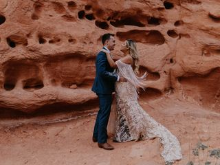 The wedding of Nicole and Ian