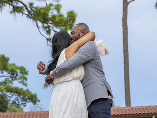 The wedding of Melonie and Bixby 2