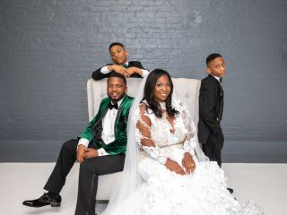 The wedding of Darrelle and Daidra 3