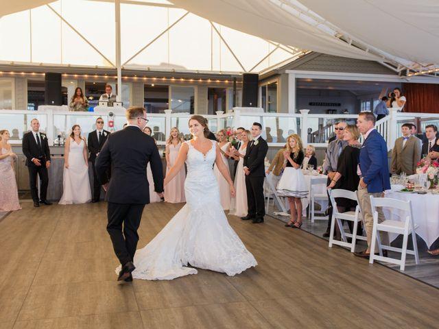 Brandon and Jillian's Wedding in Mashpee, Massachusetts 3