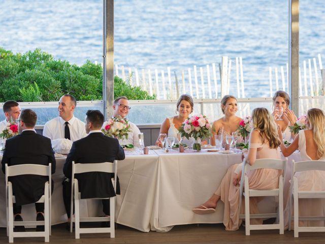 Brandon and Jillian's Wedding in Mashpee, Massachusetts 4