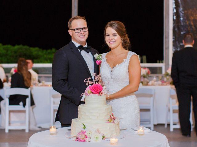 Brandon and Jillian's Wedding in Mashpee, Massachusetts 5