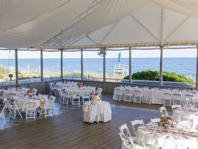 Brandon and Jillian's Wedding in Mashpee, Massachusetts 6