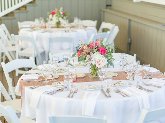 Brandon and Jillian's Wedding in Mashpee, Massachusetts 13