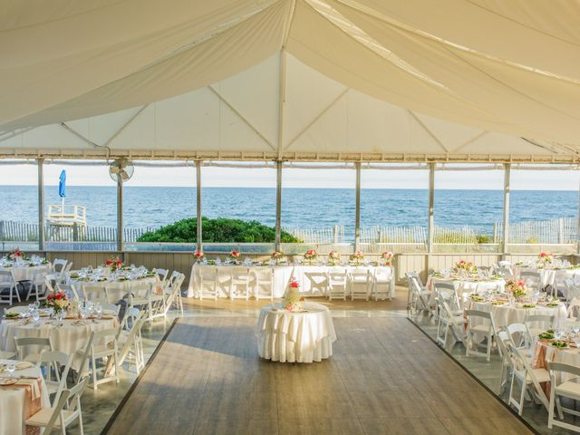 Brandon and Jillian's Wedding in Mashpee, Massachusetts 19