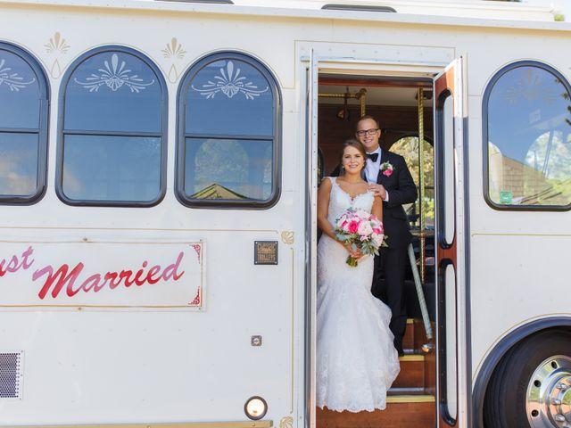 Brandon and Jillian's Wedding in Mashpee, Massachusetts 25