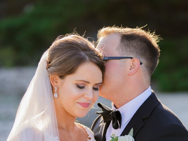 Brandon and Jillian's Wedding in Mashpee, Massachusetts 28