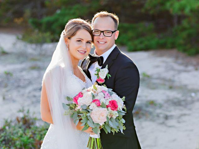 Brandon and Jillian's Wedding in Mashpee, Massachusetts 29