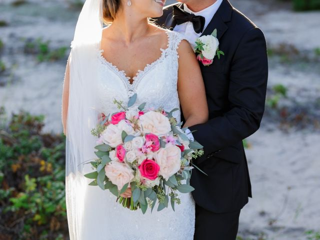 Brandon and Jillian's Wedding in Mashpee, Massachusetts 30