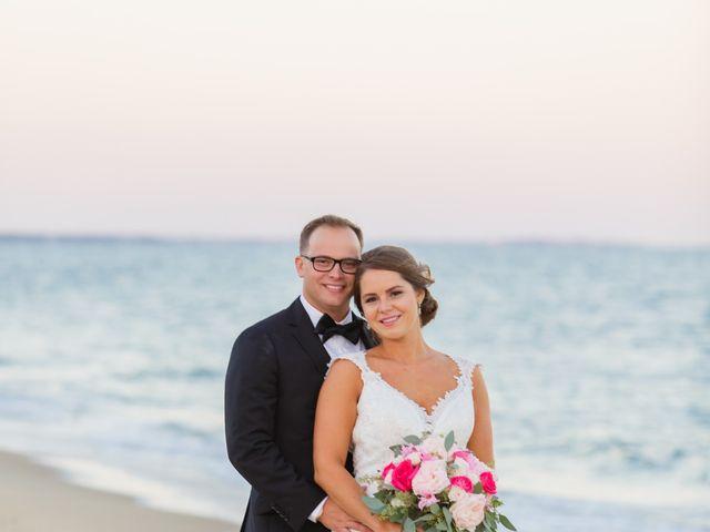 Brandon and Jillian's Wedding in Mashpee, Massachusetts 31