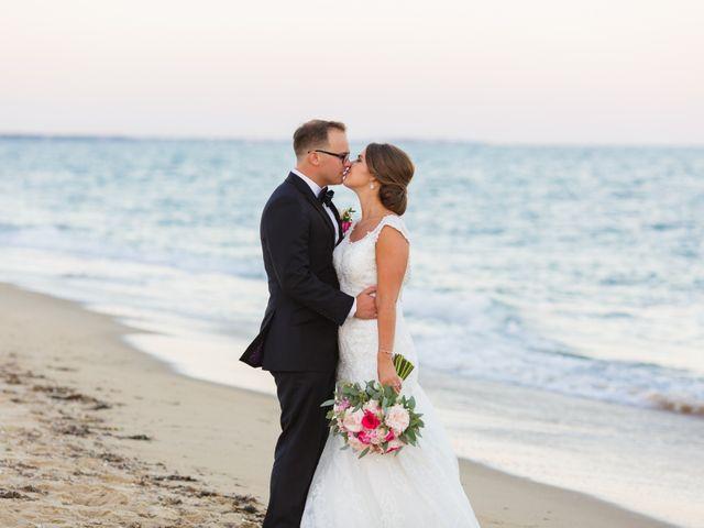 Brandon and Jillian's Wedding in Mashpee, Massachusetts 32