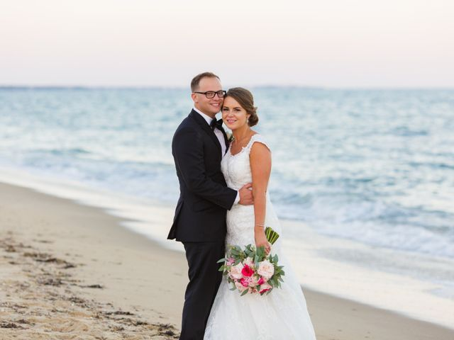 Brandon and Jillian's Wedding in Mashpee, Massachusetts 33