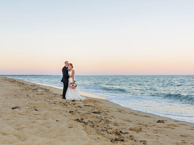 Brandon and Jillian's Wedding in Mashpee, Massachusetts 34