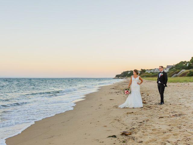 Brandon and Jillian's Wedding in Mashpee, Massachusetts 35