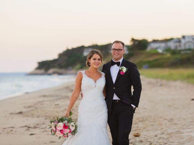 Brandon and Jillian's Wedding in Mashpee, Massachusetts 36