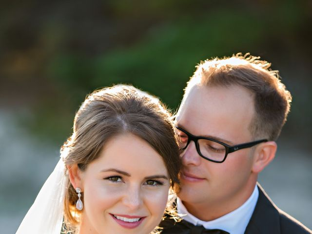 Brandon and Jillian's Wedding in Mashpee, Massachusetts 1
