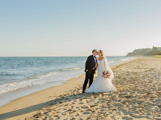 Brandon and Jillian's Wedding in Mashpee, Massachusetts 39