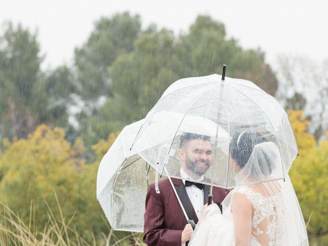 Spencer and Cynthia's Wedding in Walnut Creek, California 4