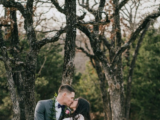 Daniel and Tiffany's Wedding in Weatherford, Texas 2
