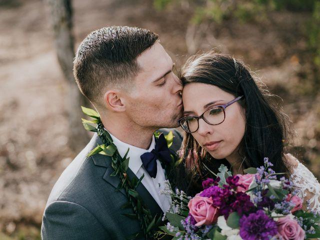 The wedding of Tiffany and Daniel