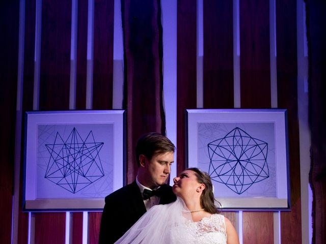 Zack and Amanda's Wedding in Greenville, South Carolina 1