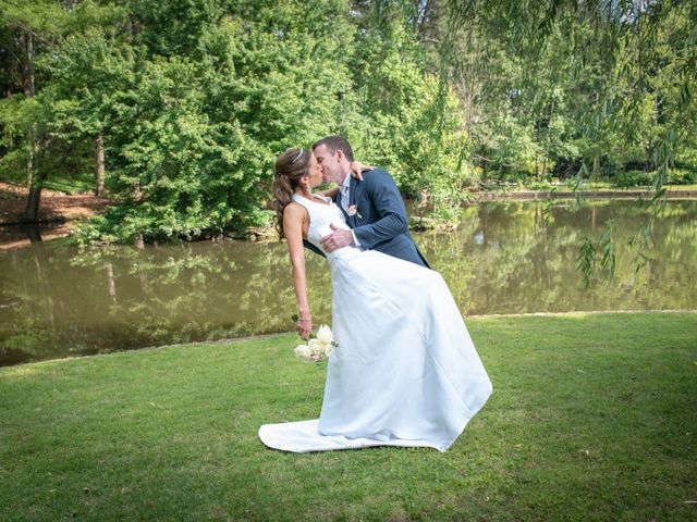 The wedding of Mariana and Michael