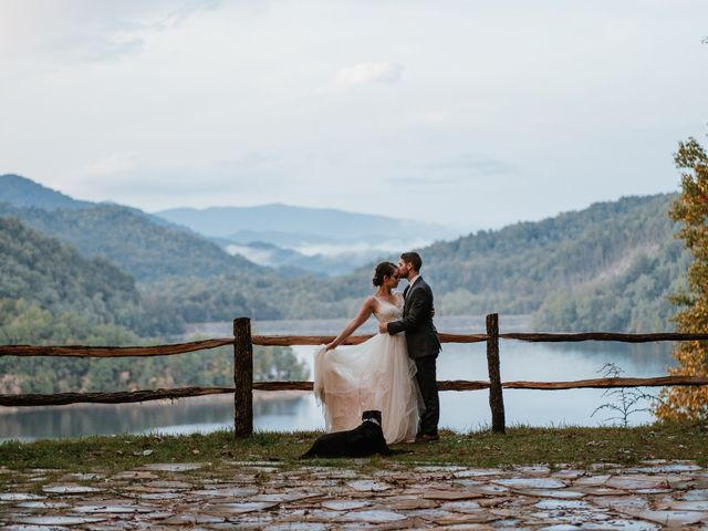 The wedding of Veronika and Seth