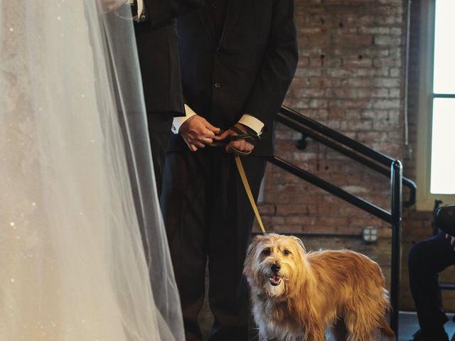 Kenley and Sarah's Wedding in Dallas, Texas 13